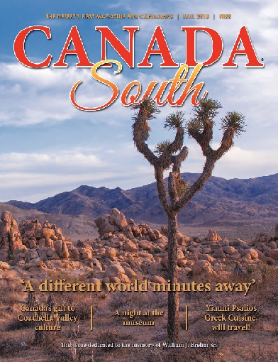 Fall 2015 Canada South Magazine