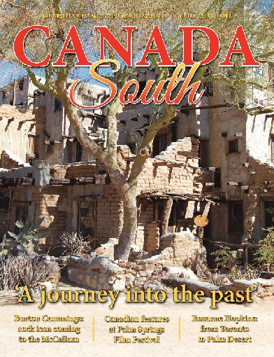 Winter 2015 Canada South Magazine