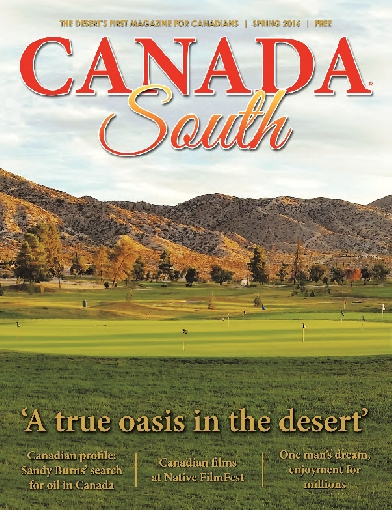Spring 2016 Canada South Magazine